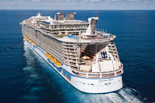 Круизный оператор royal caribbean international