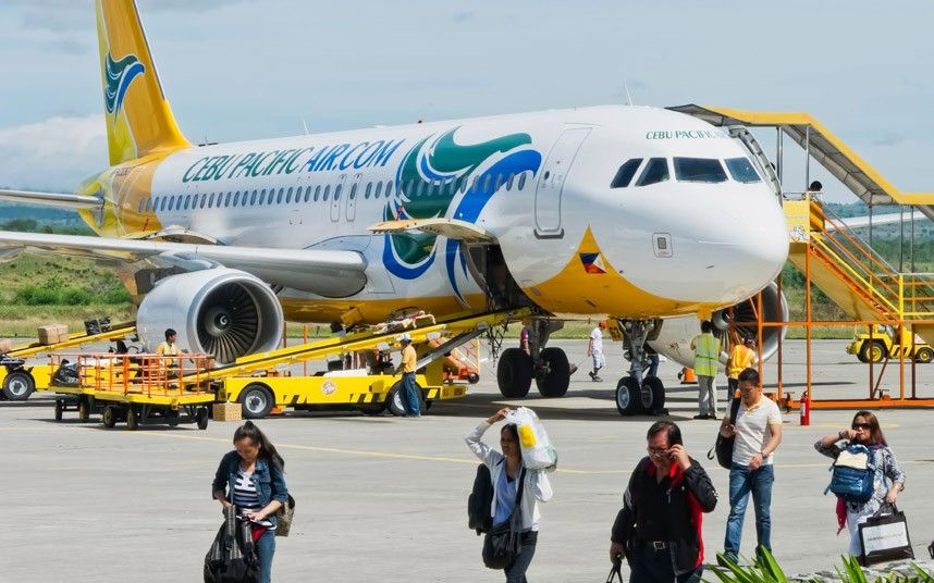 Cebu Pacific Air (Филиппины)