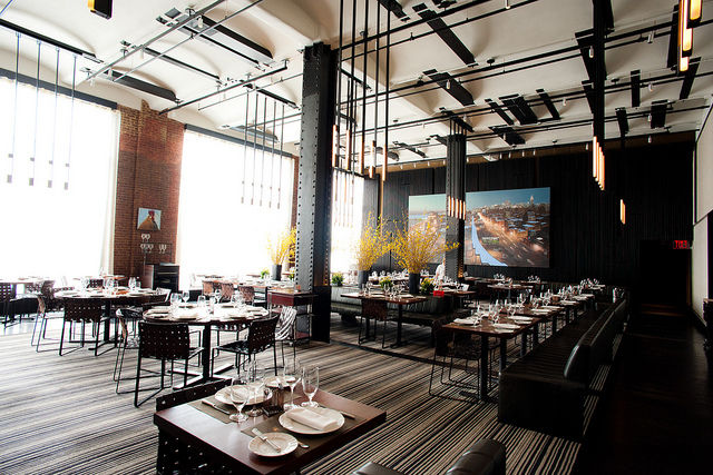 Colicchio and Sons Main Dining Room (Нью-Йорк, США)